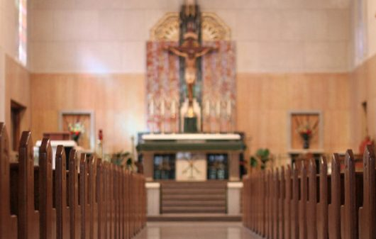 The Church of the Blessed Sacrament, Wichita, KS
