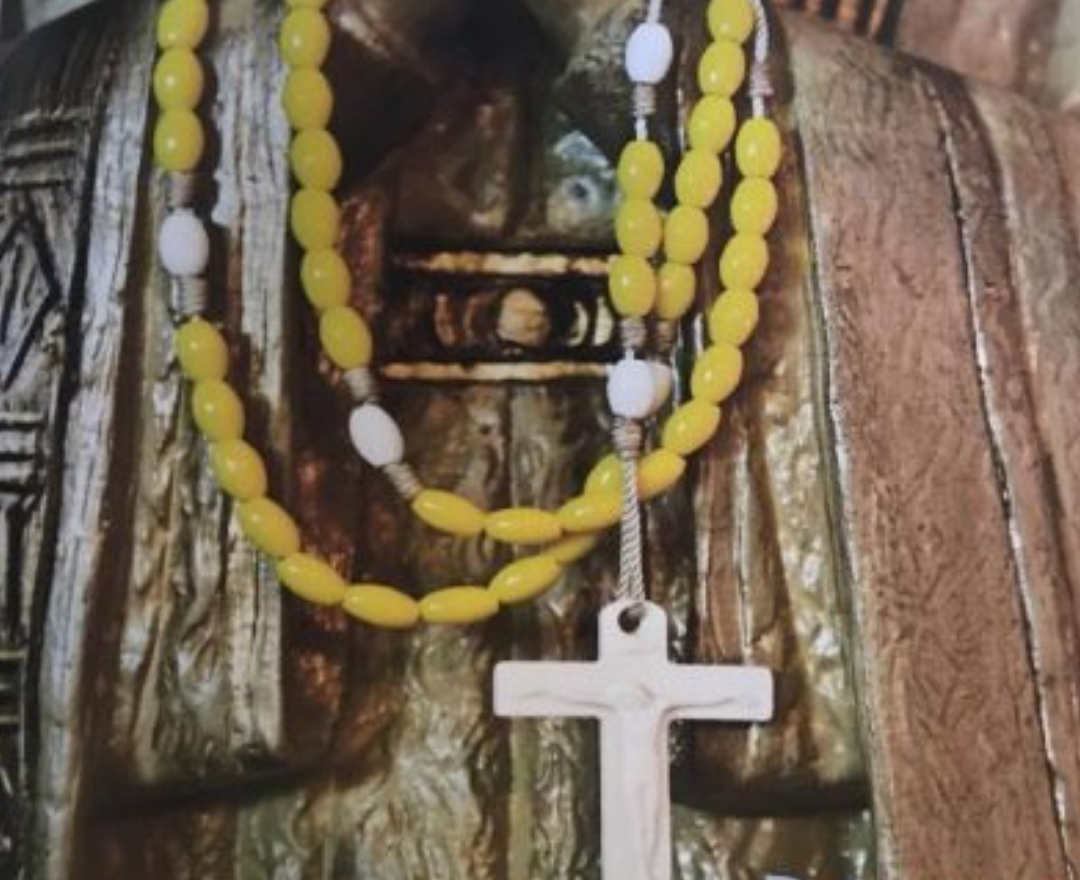 The Yellow Rosary