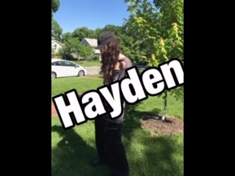 Hayden Turns 21